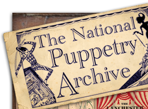 The National Puppetry Archive